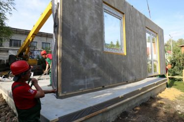 Cement particle board CBPB application - Capital construction